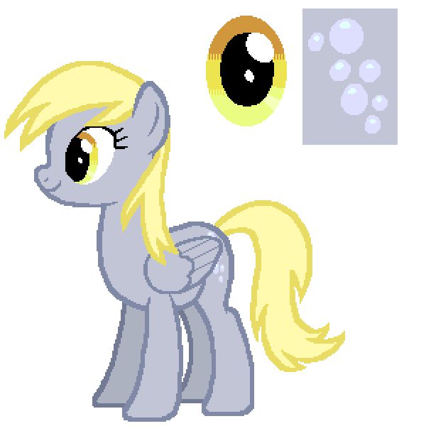 Derpy Hooves / Muffins