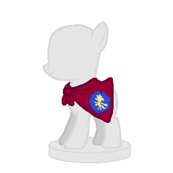 Cutie Mark Crusader Cape